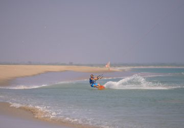 Kitesurfen, Sri Lanka, Kiteriders, Mannar