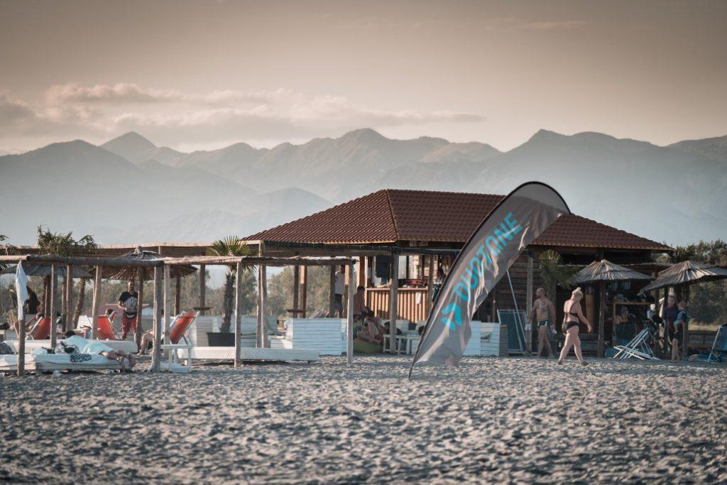 Kiteschule, kiteriders, Montenegro