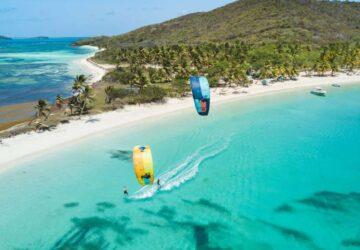 kitesurfen, karibik, mayreau, union islan, kitecruise, st. vincent,grenadinen