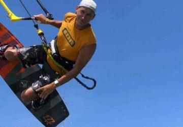 kitesurfen lernen, neusiedlersee, kitesurfurlaub