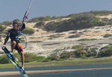 kiteriders, kitesafari, kitesurfen, brasilien
