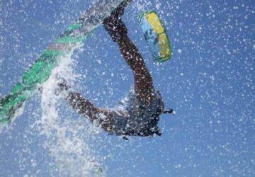 kitesurfen lernen, Podersdorf, neusiedlersee, kiter
