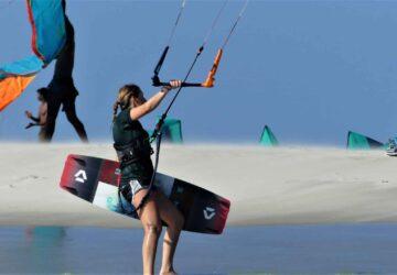 kitesurfen, kalpitiya, sri lanka, kitespot, wind