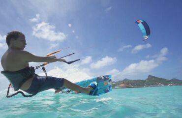 kitesurfen, höhe laufen, kitesurfen lernen, tutorial