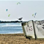 kitesurfen, barbreite, leinenlänge, kitesetup